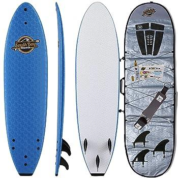 SBBC Performance Focused Soft Top Surfboard