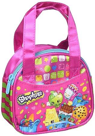 f584d87592e Hand Bag - Shopkins - Girls Purse Round New 393297  Amazon.co.uk  Toys    Games
