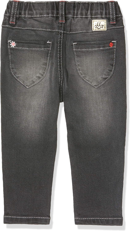 IKKS Junior Jean Denim Gris Delave Jeans para Beb/és
