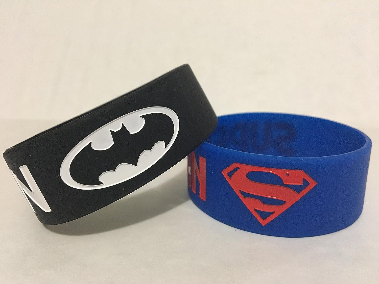 New Batman Symbol Rubber Bracelet Topsimages