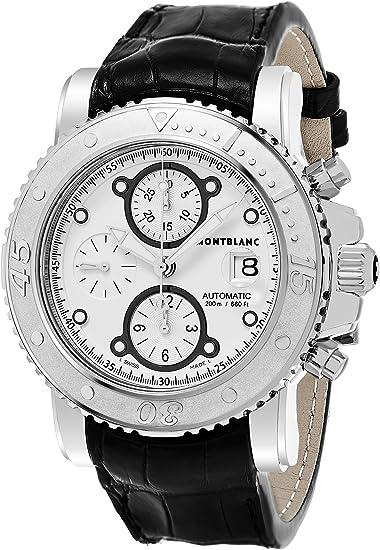 Montblanc Sport cronógrafo automático Mens Reloj 104280
