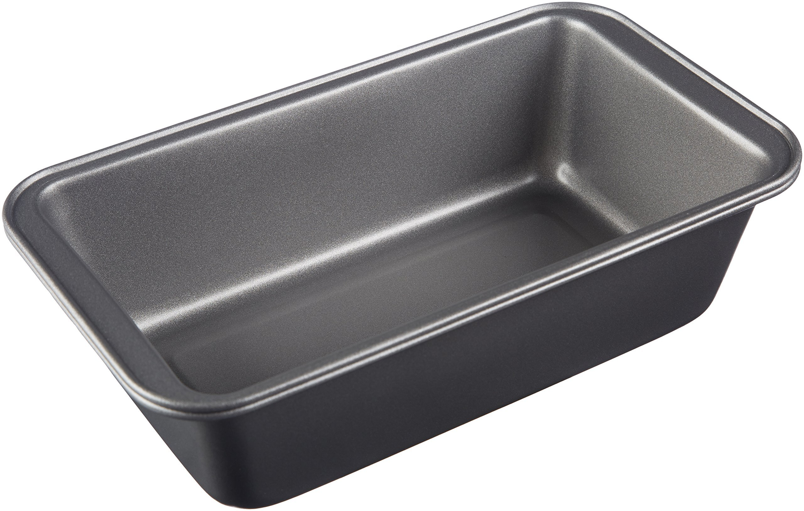 AmazonBasics Nonstick Carbon Steel Bread Pan - 9.5'' x 5'', 2-Pack by AmazonBasics (Image #3)