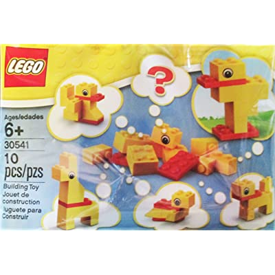 LEGO - 30541 - Build a Duck - Yellow Duck: Toys & Games