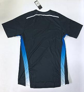 Adidas Camiseta Portero Fútbol Onore GK Jersey Azul SS, Turquesa