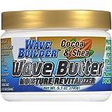 WaveBuilder Cocoa & Shea Wave Butter Moisture Revitalizer, 4.8 oz