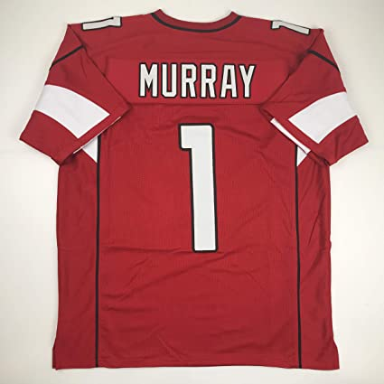 86659b81082 Unsigned Kyler Murray Arizona Red Custom Stitched Football Jersey Size Men's  XL New No Brands/