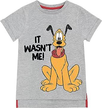 Disney Camiseta para Niños Pluto
