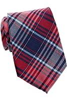 Tommy Hilfiger Men's Casual Plaid Silk Tie