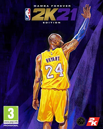 NBA 2K21 -Playstation 5, Mamba Forever Edition: Amazon.es ...