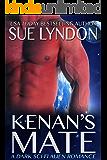 Kenan's Mate: A Dark Sci-Fi Alien Romance (Kleaxian Warriors Book 1)