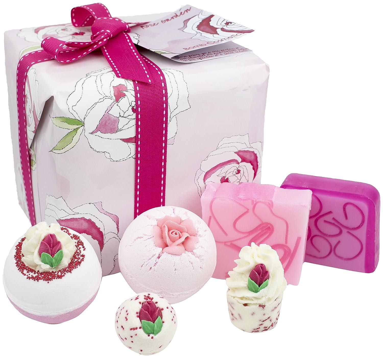 Bomb Cosmetics, confezione regalo alla rosa GROSGAR04