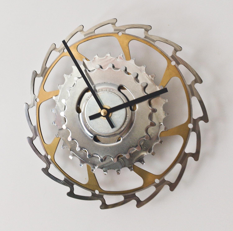 Innenarchitektur Upcycling Fahrrad Dekoration Von Wanduhr Mountainbike Uhr Radsport Geschenk Fahrraduhr Rennrad