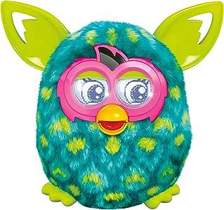 Furby Boom Figure (Peacock)