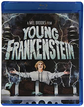 Amazon Com Young Frankenstein 40th Anniversary Blu Ray Teri Garr