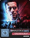 Terminator 2 Steelbook Edition [3D-Blu-ray]