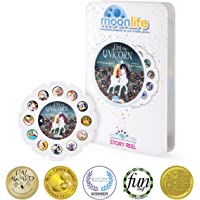 Amazon.com deals on Moonlite Uni the Unicorn Reel for Moonlite Story Projector