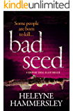 Bad Seed: a gripping serial killer thriller (DI Kate Fletcher Book 3)