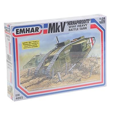 Emhar - Maqueta de tanque (EM4005): Juguetes y juegos