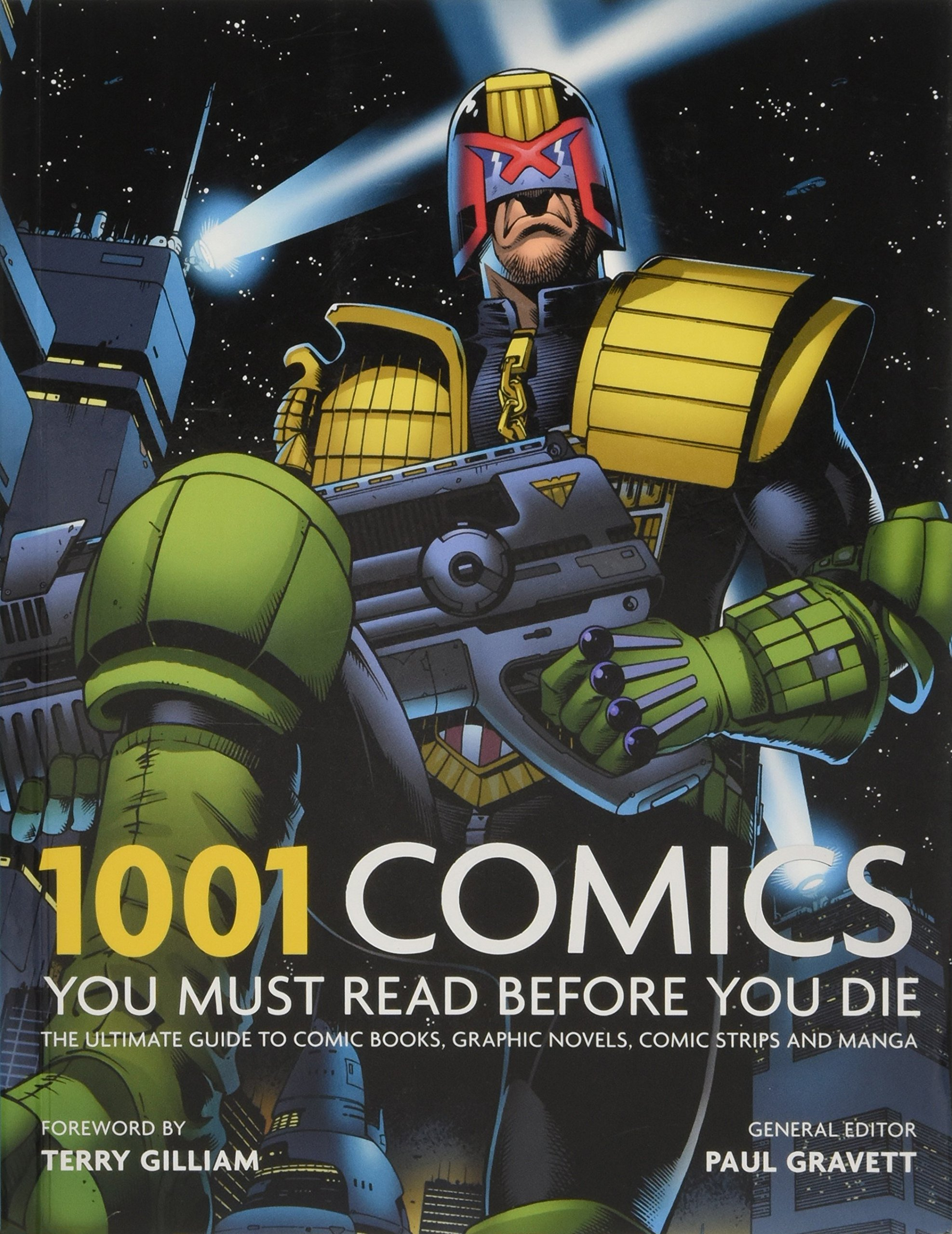 1001: Comics You Must Read Before You Die: Paul Gravett: 9781844036981:  Amazon.com: Books