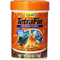 Tetra Tetrafin Goldfish Flakes, 28 gr, 1.0 oz, 1 Piece