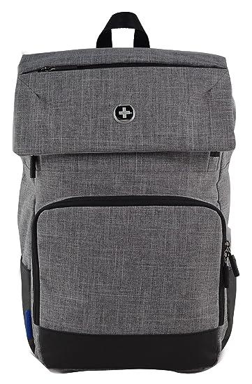 Amazon.com  Swissdigital Varsity Collection Volt Backpack e7cea13940aa8