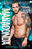 Manaconda: a Rockstar Romantic Comedy (Hammered Book 1)