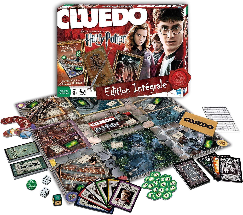 Hasbro 311481010 – Juego de Tablero – Cluedo – Harry Potter ...