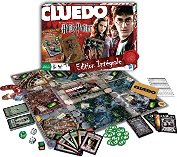 Hasbro 311481010 – Juego de Tablero – Cluedo – Harry Potter: Amazon.es: Juguetes y juegos