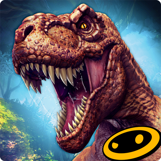 DINO HUNTER: DEADLY SHORES - Safari Dangerous Series