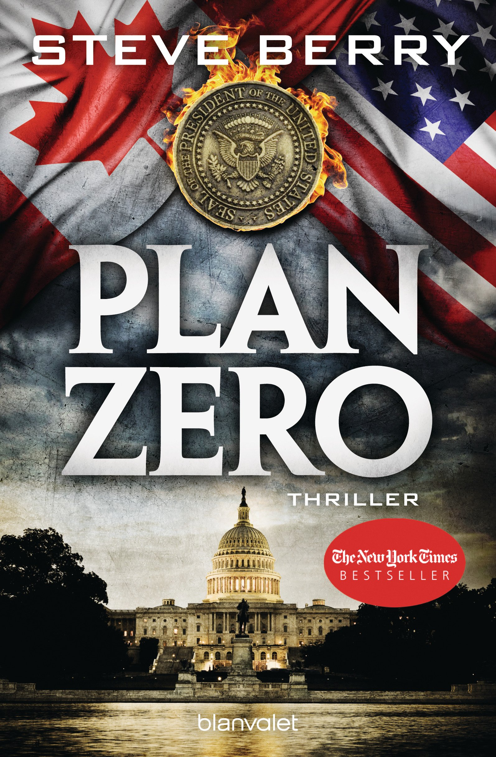 Plan Zero: Thriller (Cotton Malone, Band 11)