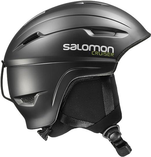 2 opinioni per Salomon Cruiser 4d, Casco da Sci Unisex-Adulto