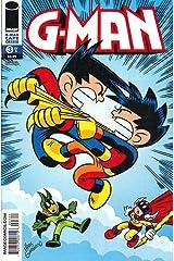 G-Man Cape Crisis #3 Comic