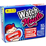 Watch Ya Mouth Family Expansion #2 Card Game Pack, for All Mouth Guard Games
