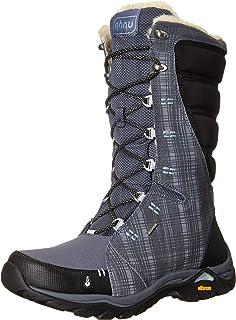Ahnu Womens Northridge Insulated Waterproof Hiking Boot