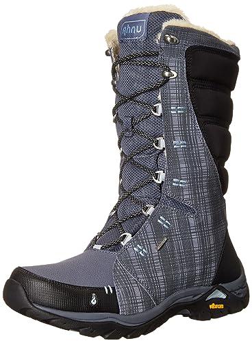Ahnu Women's Northridge Insulated Waterproof Hiking Boot, Wintersmoke, ...