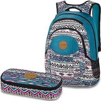Dakine 2 Unidades Laptop Mochila Garden + School Case Estuche Rhapsody II: Amazon.es: Equipaje