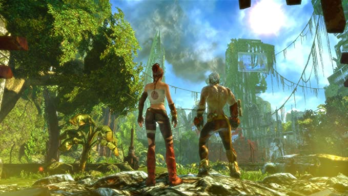 Namco Bandai Games ENSLAVED: Odyssey to the West Premium ...