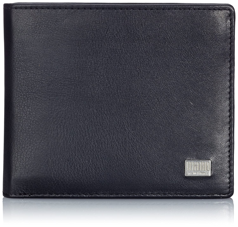 Mano Coin Pouch, 12 cm, Black 2046968 M15812