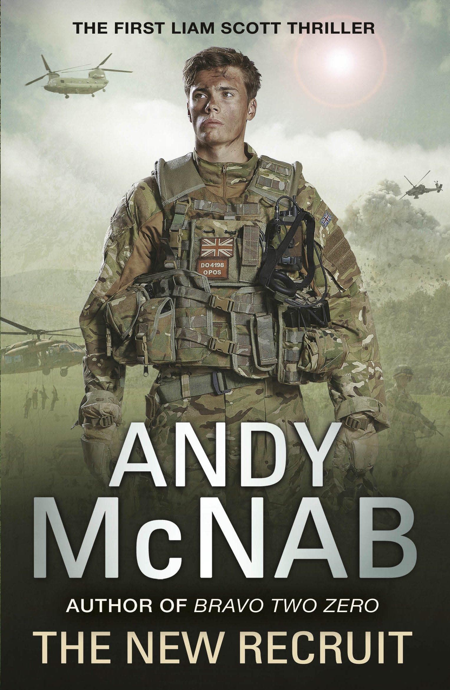 The New Recruit: Liam Scott Book 1 Liam Scott series: Amazon co uk