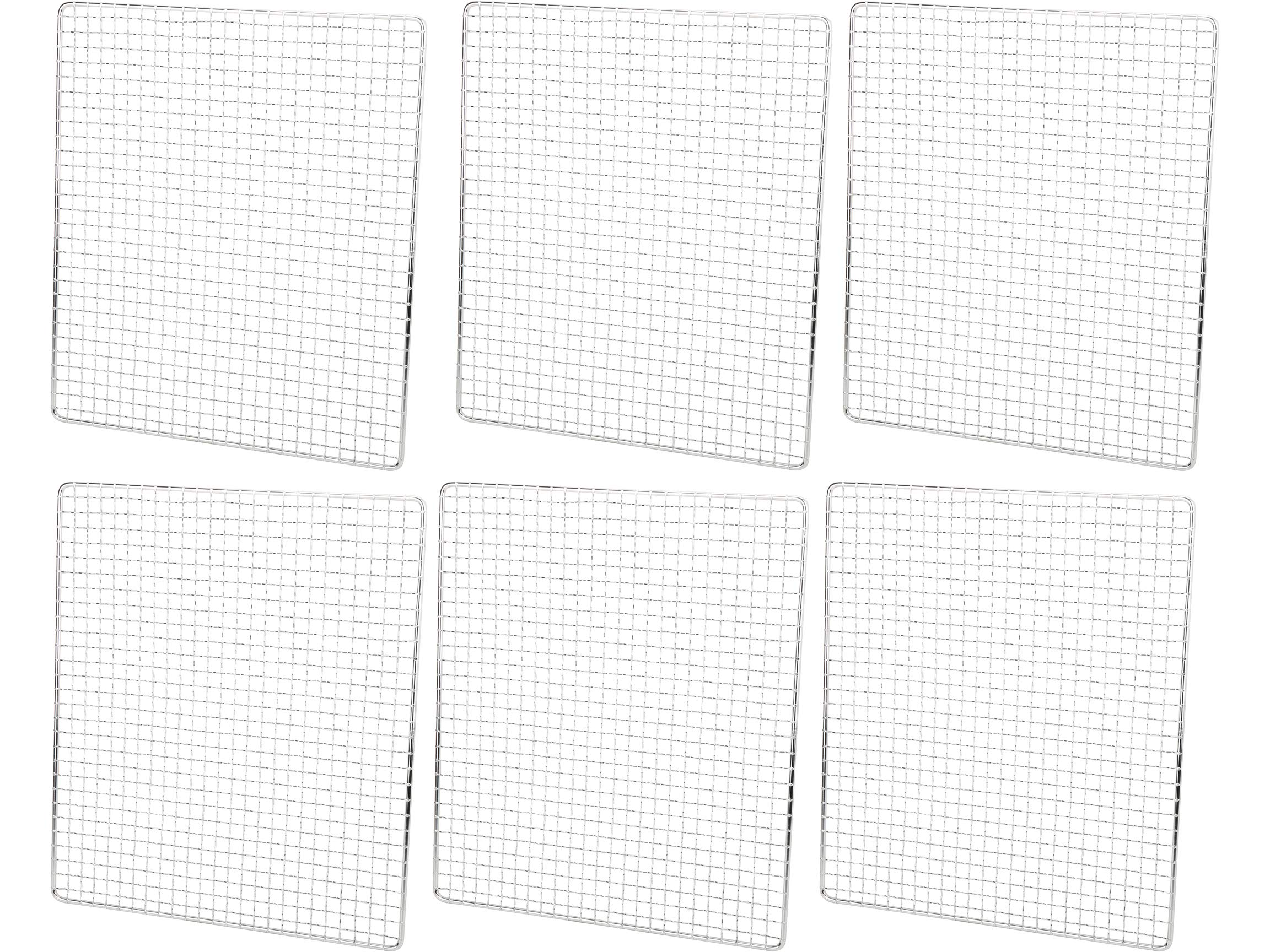 Rosewill Stainless Steel Racks for Rhfd-18001 Food Dehydrator, 6 Pieces, RHFD-18001ACC by Rosewill