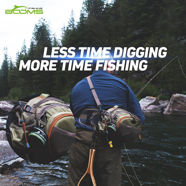 Booms Fishing MRC Magnetischer Werkzeugausl/ösehalter