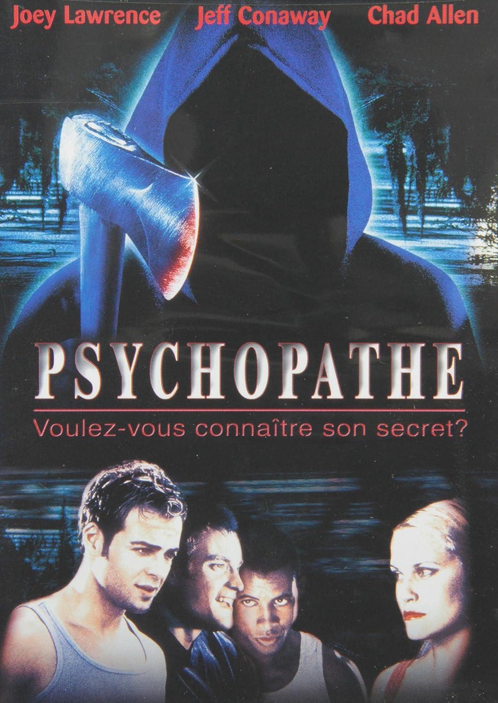 Psychopathe Version Française Amazonca Dvd