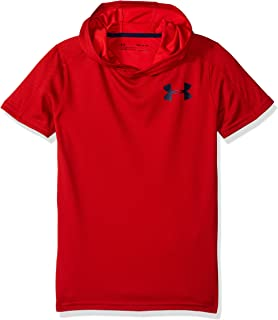 f3af43c58 Amazon.com: Under Armour Boys' Select SS Hoody: Sports & Outdoors