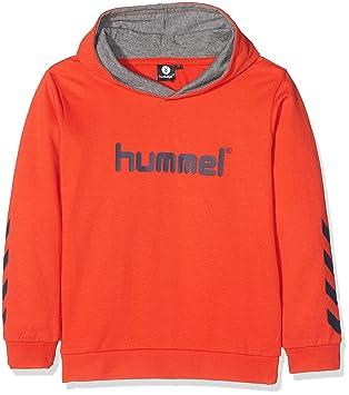 Hummel Kapuzenpullover Jungen   Mädchen - JUNIOR V KESS HOODIE AW17 ... 70be9ae48f