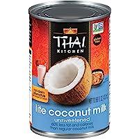 Thai Kitchen Gluten Free Lite Coconut Milk, 13.66 fl oz