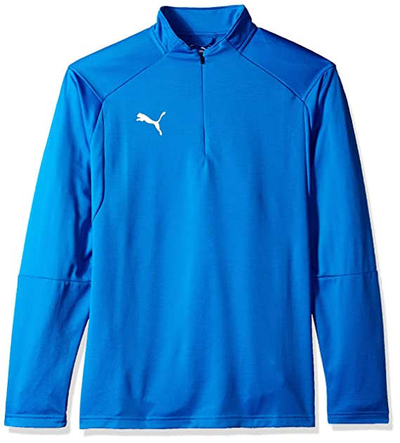 6df5e030 PUMA Mens Liga Training 1/4 Zip Top Shirt: Amazon.ca: Clothing ...
