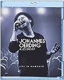Johannes Oerding - Alles brennt - Live in Hamburg [Blu-ray]