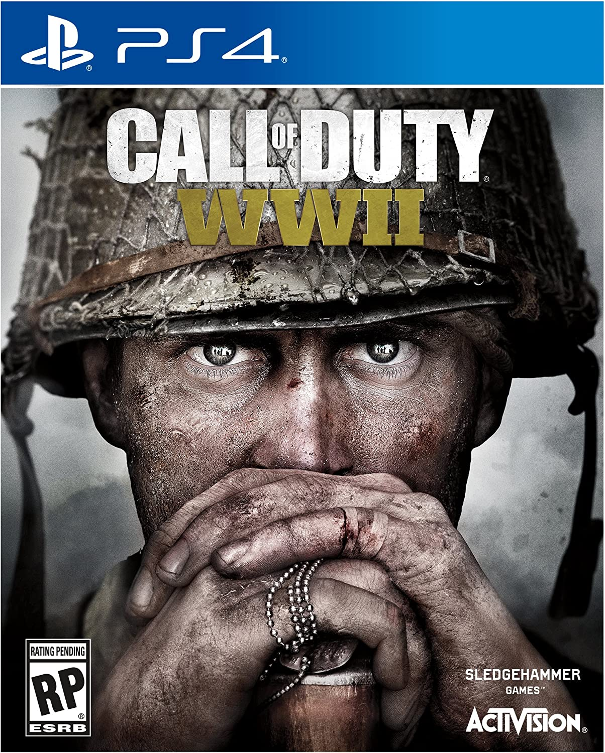 Amazon com: Call of Duty: WWII - PS4 [Digital Code]: Video Games