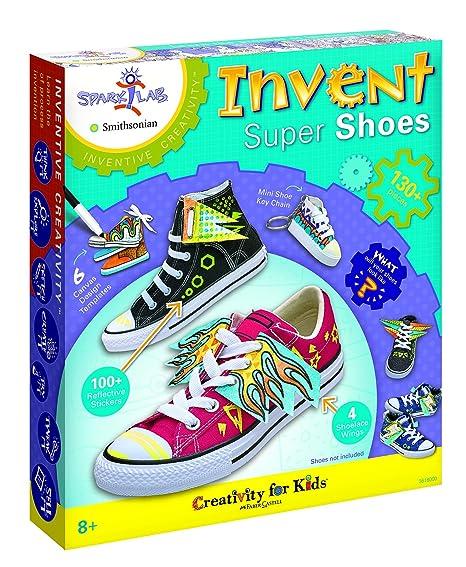 Amazon.com: Creativity for Kids Spark!Lab Smithsonian Invent Super ...