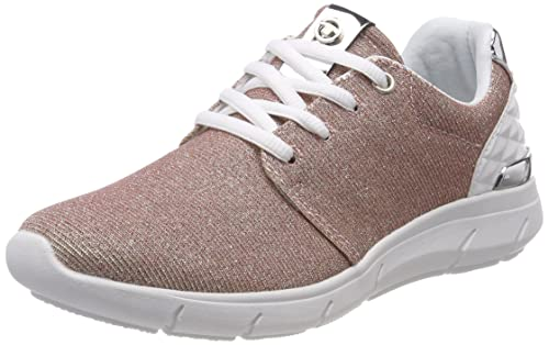 TOM Tailor 4891702, Zapatillas para Mujer, Pink (Old Rose), 39 EU Tom Tailor